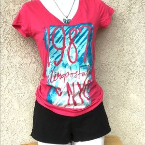 Aeropostale top Max Rave Shorts Outfit size 9